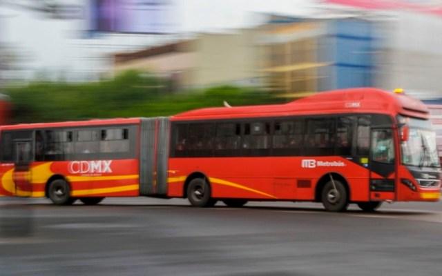 Cierran estaciones del Metrobús por festividades en San Juan de Aragón - Foto de Notimex