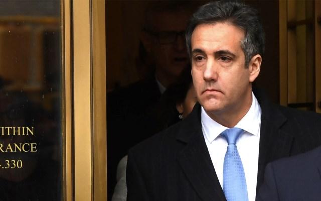 Exabogado de Trump testificará ante el Congreso de EE.UU. en febrero - Foto de Timothy A. Clary/AFP