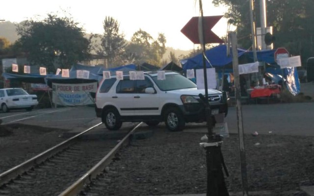 Llaman a comparecer a dirigentes de la CNTE por bloqueos a vías férreas - Michoacán fiscalía llama a comparecer a maestros de la cnte por bloqueos