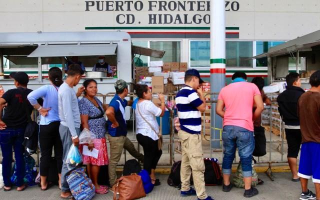Disminuye ingreso de turistas guatemaltecos por caravana migrante - Foto de Notimex