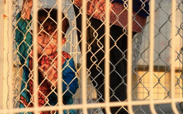 Constuirán albergue para migrantes en frontera entre Guatemala y México - Foto de Notimex