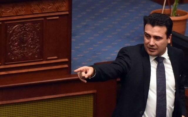 Primer ministro macedonio pide a Grecia ratificar cambio de nombre - Foto de AFP