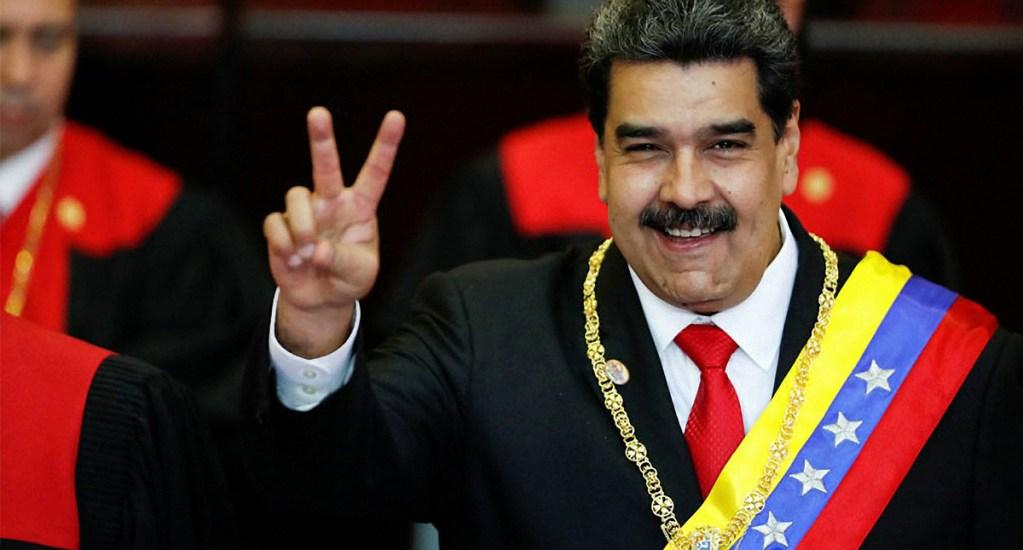 Maduro anuncia cierre de embajada y consulados de Venezuela en EE.UU. - Foto de Notimex