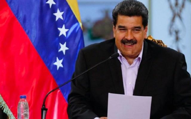 Maduro anuncia acciones legales contra EE.UU. por sanciones petroleras - Foto de Twitter