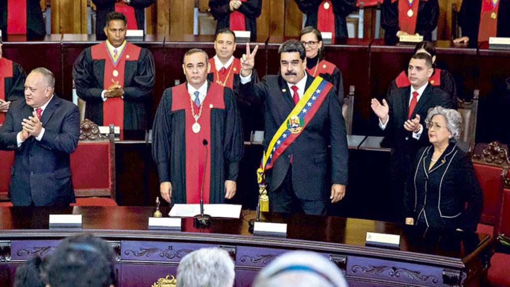 Jamás renunciaré a los compromisos ante la patria: Maduro - Foto de Internet