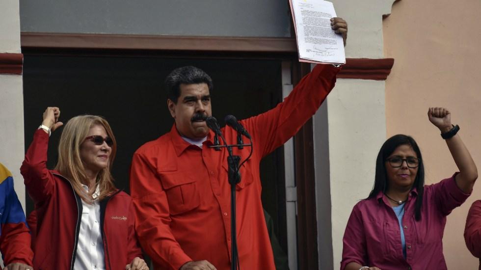 Nicolás Maduro rompe relaciones con gobierno de EE.UU. - Foto de AFP