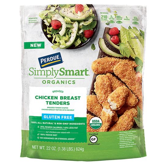 Presentación retirada de los supermercados. Foto de Perdue Foods