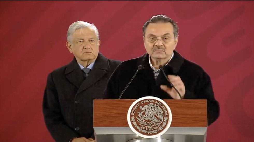 Tomas clandestinas se concentran en siete estados - Octavio Romero Oropeza, director de Pemex. Captura de pantalla