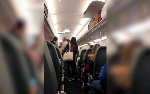 Seis pasajeros enferman durante vuelo a Tampa