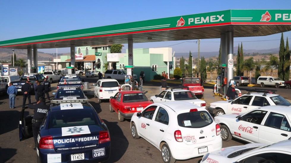 Al menos 400 patrullas detenidas en Michoacán por falta de gasolina - Foto de Cuartoscuro