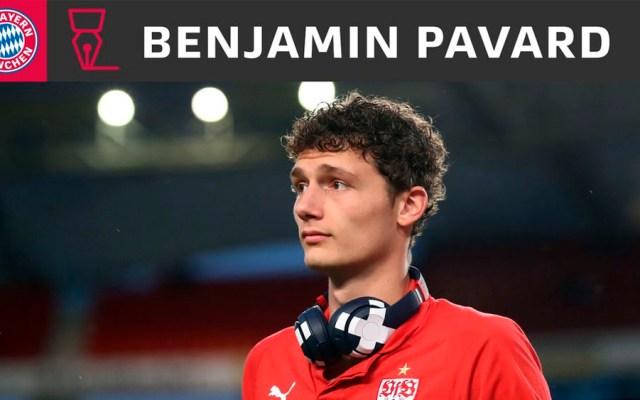 Benjamin Pavard jugará en el Bayern Munich - Foto de @Bundesliga_EN