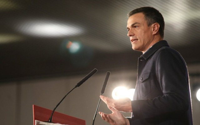 Pedro Sánchez compara a la oposición española con Bolsonaro - Foto de @PSOE