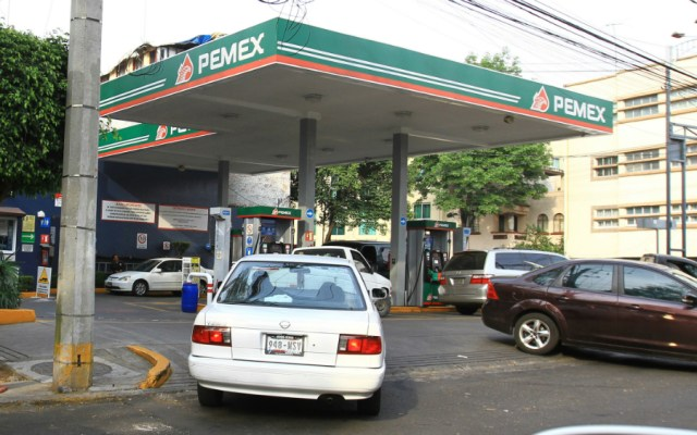 PAN denuncia aumento en el precio de las gasolinas - Foto de Notimex