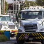 Gobierno Federal abre convocatoria para conductores de pipas - Pipa de combustible. Foto de Notimex