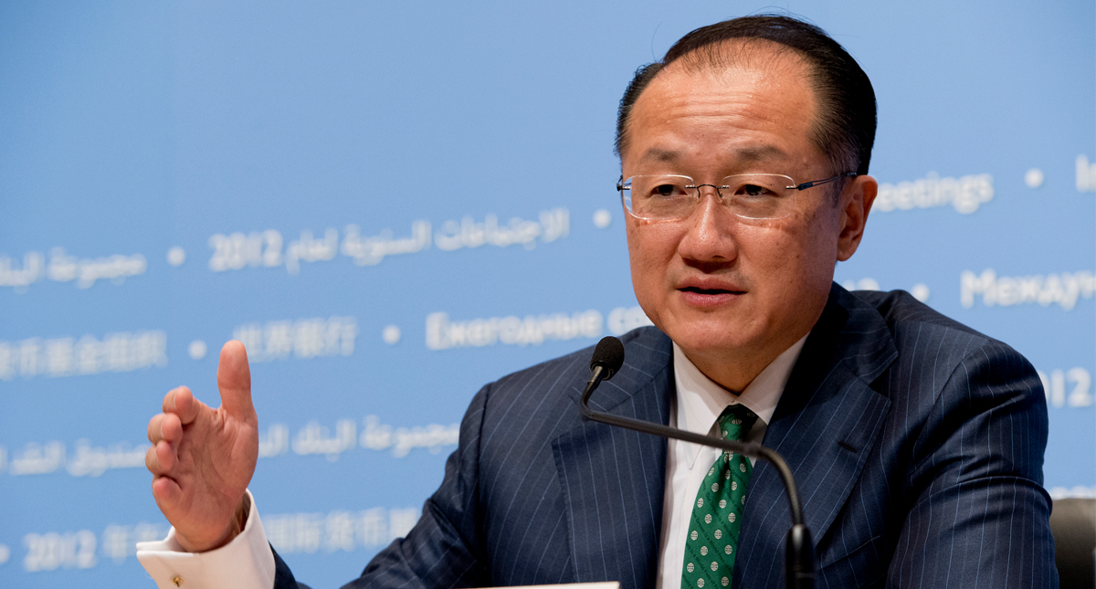 Jim Yong Kim deja el Banco Mundial