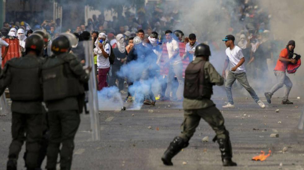 Rusia desmiente pedido de ayuda militar en Venezuela - rusia rechaza intervenir de manera armada en venezuela