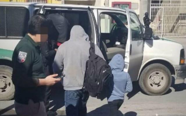 Rescatan en Tamaulipas a 16 personas de origen centroamericano - Foto de Internet