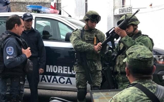 Riña en Penal de Morelos deja un muerto - Foto de Notimex
