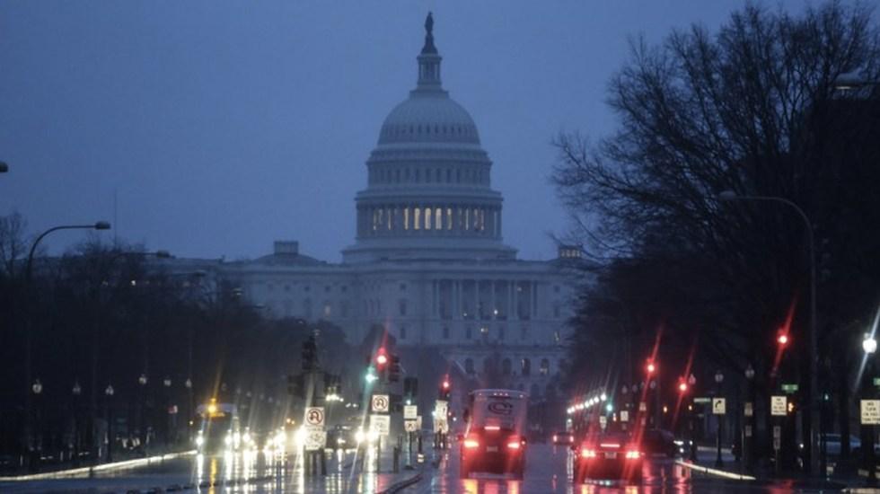Senado aprueba proyecto de ley para terminar con el cierre gubernamental - Foto de AP