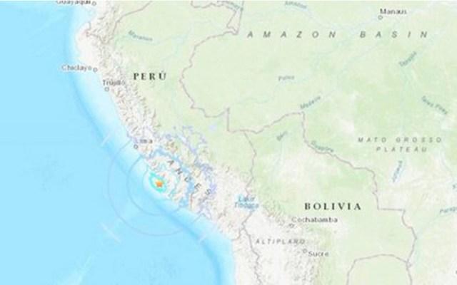 Sismo magnitud 6.0 deja seis heridos en Perú