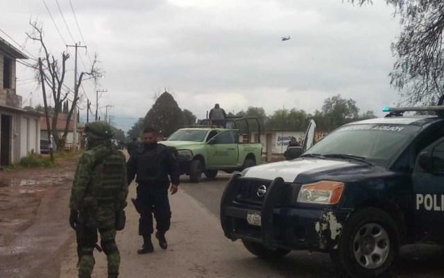 Retienen a soldados que perseguían a ladrones de combustible en Hidalgo - Foto de Milenio