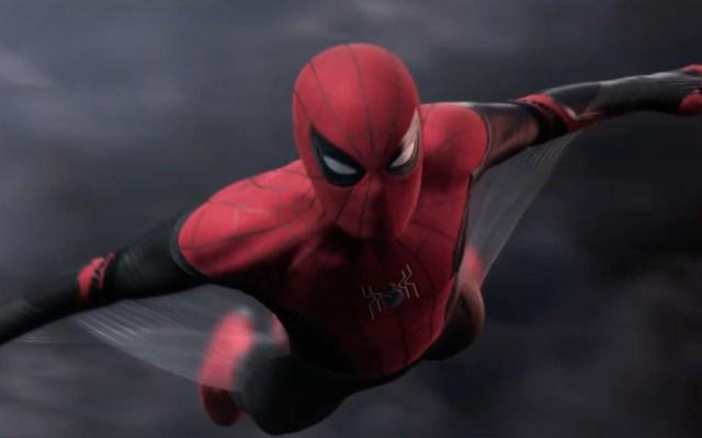 "#Video Primer tráiler de ""Spider-Man: Far From Home"" - Foto de Sony Pictures"