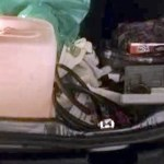 Liberan a funcionario de SSC acusado de robar gasolina de patrullas - Foto de Twitter
