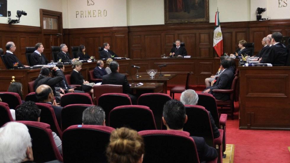 Suprema Corte niega suspensión de Ley de Remuneraciones a Cofece - Suprema Corte de Justicia de la Nación SCJN