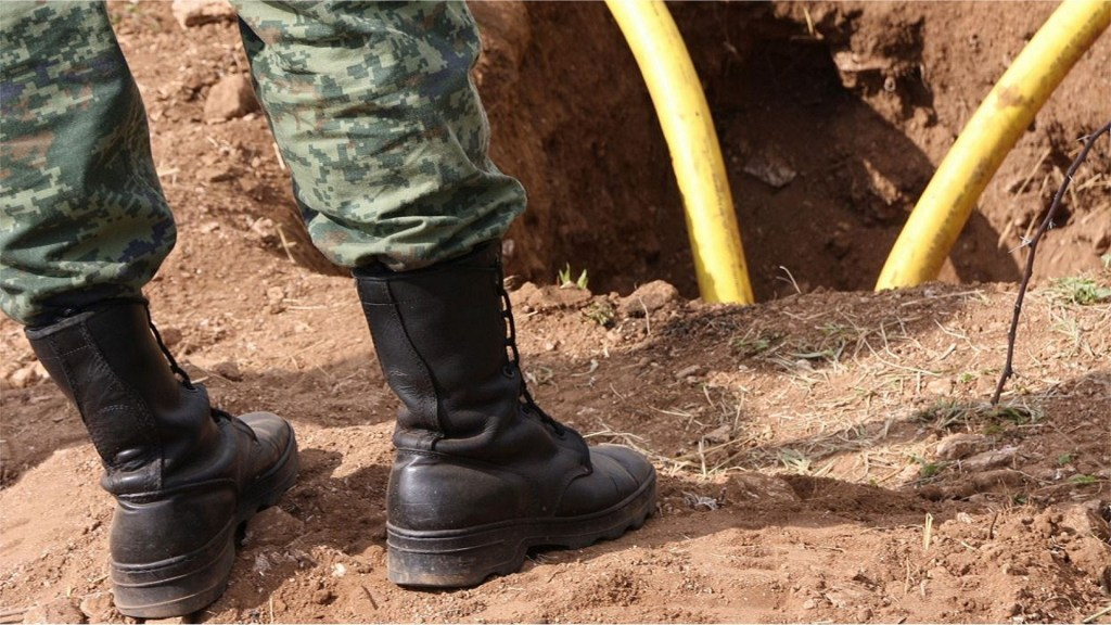 Encuentran tres tomas clandestinas en Michoacán - Toma clandestina de hidrocarburos. Foto de Internet