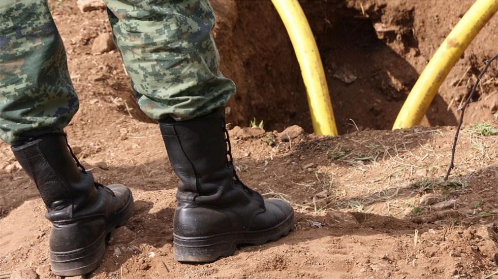 Mexicanos desaprueban estrategia contra el robo de combustible - Toma clandestina de hidrocarburos. Foto de Internet