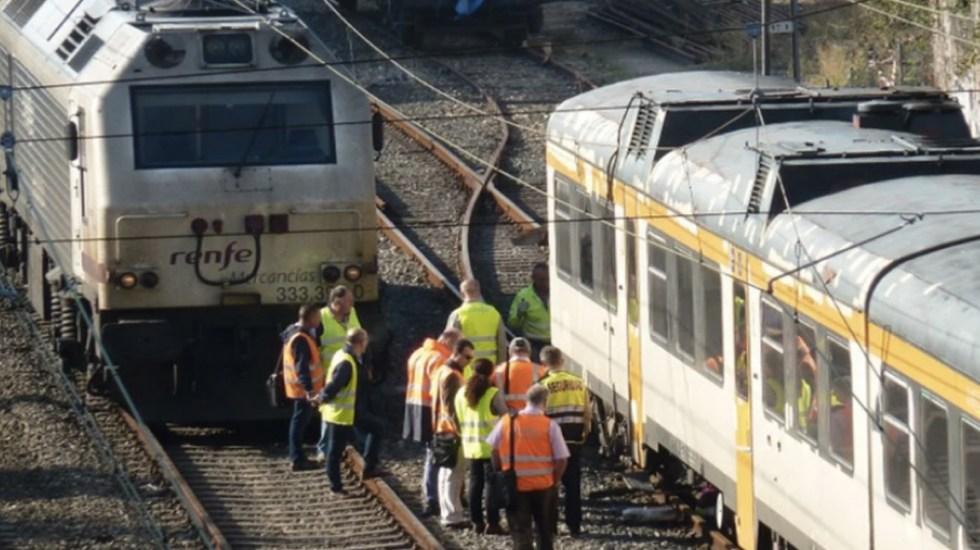 Evacuan a 500 pasajeros de tren en Alemania por amenaza de bomba - Foto de internet