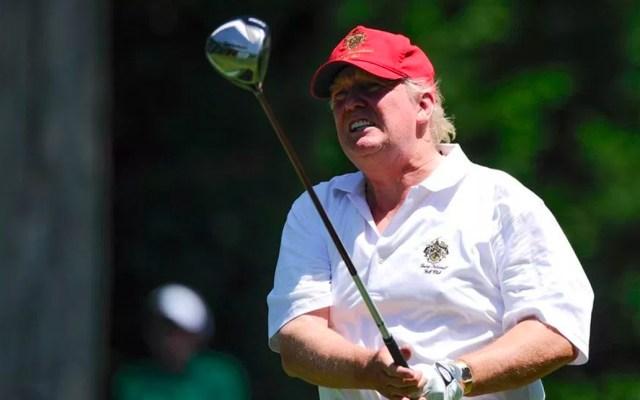 Despiden a una docena de trabajadores en otro club de golf de Trump - Foto de Internet