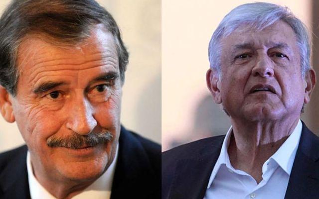Mayor debilidad de AMLO es su conocimiento en economía: Fox - Vicente Fox López Obrador