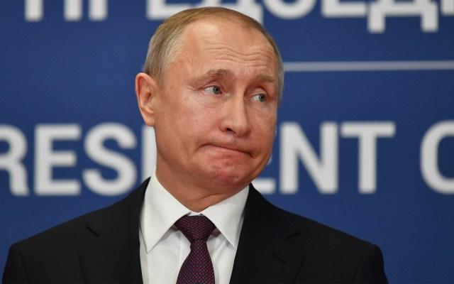 Putin envía condolencias a México tras explosión en Tlahuelilpan - Foto de Andrej Isakovic/AFP