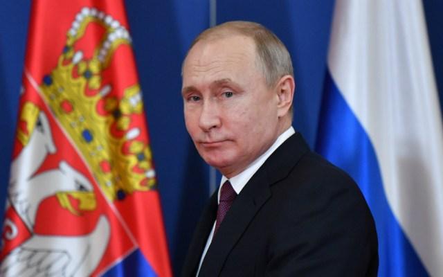 Putin suspende participación de Rusia en tratado de desarme INF - Foto de AFP