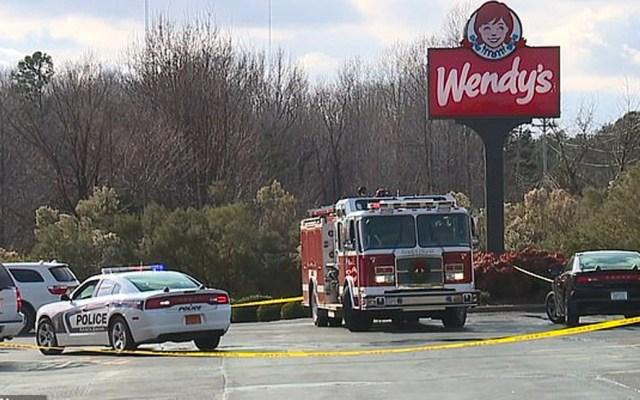 Niño de cinco años se dispara en la cara afuera de un Wendy's - Foto de Fox 8 News
