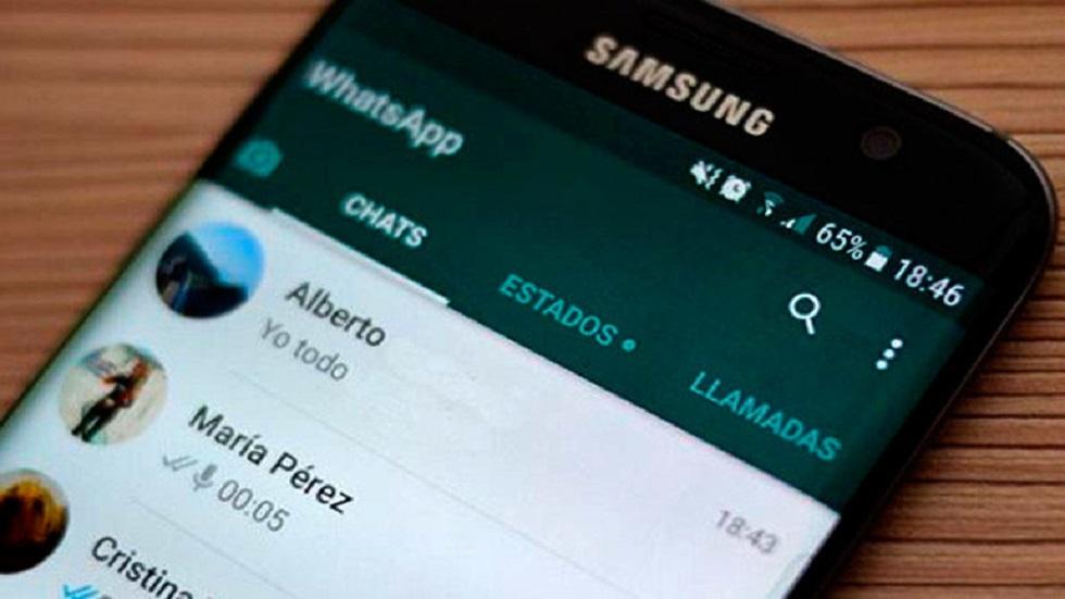 WhatsApp elimina dos millones de cuentas falsas al mes - WhatsApp elimina 2 millones de cuentas falsas al mes