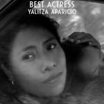 Yalitza Aparicio disputará el Oscar como Mejor Actriz - Foto de @ROMACuaron
