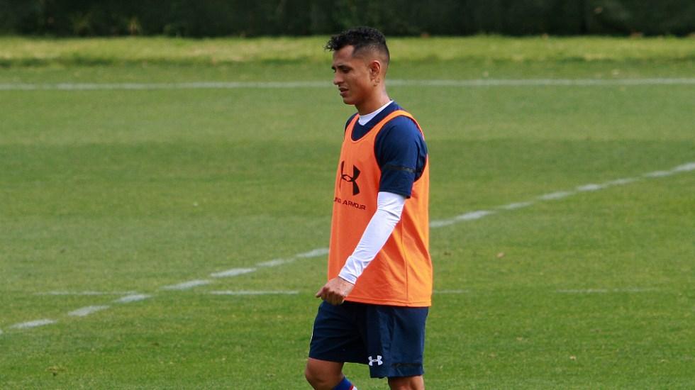 Yoshimar Yotún se lesiona y no jugará debut de Cruz Azul en Copa MX - Foto de Notimex