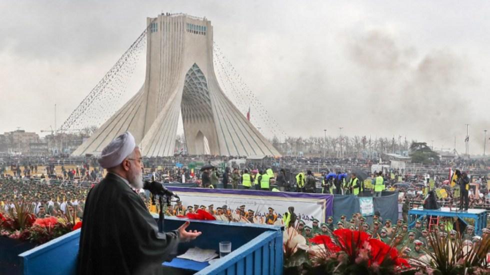 Irán amenaza con arrasar a Israel en caso de ataque de EE.UU. - Irán promete arrasar con Israel en caso de ataque de EE.UU.