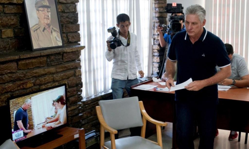 Presidentes de Colombia y Chile parecían payasos: Díaz-Canel - presidentes de colombia y chile parecian payasos: díaz-canel