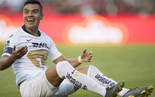 Pumas logra su primer victoria del torneo contra el Queretaro - pumas consigue primera victoria contra los gallos