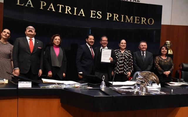 Ratifican a Jenaro Villamil como presidente del Sistema Público de Radiodifusión - Ratifican a Jenaro Villamil como presidente del Sistema Público de Radiodifusión
