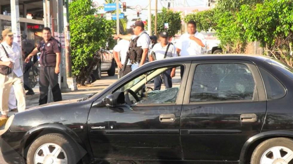 Muere el comandante de la Policía de Acapulco que fue baleado - Foto de Quadratín