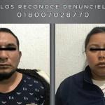 Capturan a pareja que traslada en tambo cuerpo de niña - Foto de Fiscalía Edomex