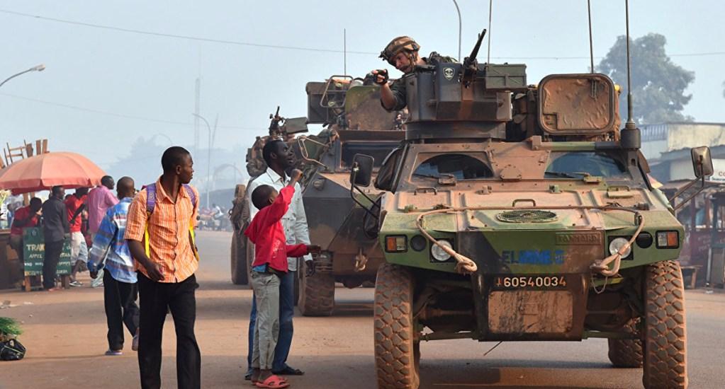 Gobierno centroafricano y grupos armados alcanzan acuerdo de paz - Foto de Sputnik Mundo