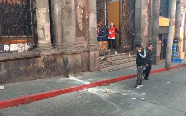 Daños por sismo en Guatemala y El Salvador - Foto de @JaimeSoc_EU