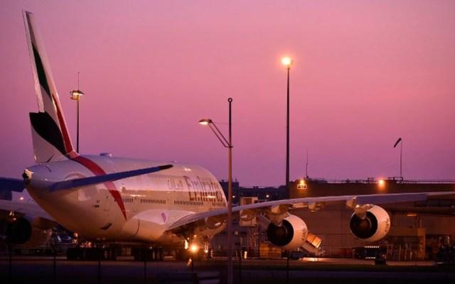 Airbus dejará de fabricar el superjumbo A380 - Foto de AFP