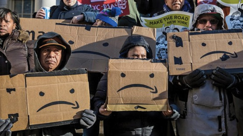 Amazon cancela construcción de nueva sede en Nueva York - Foto de The New York Times
