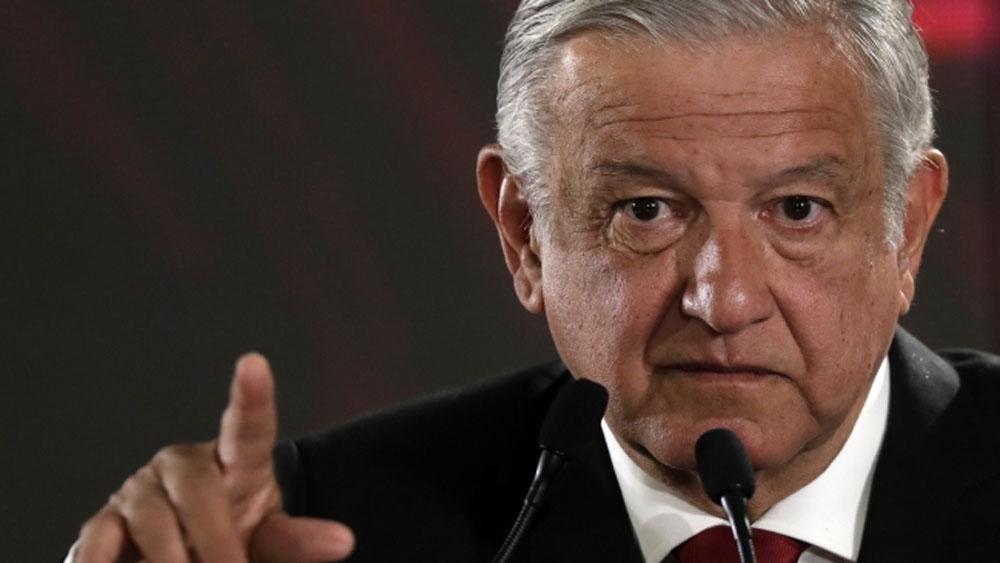 No se otorgarán recursos a organizaciones civiles: López Obrador - Foto de Notimex